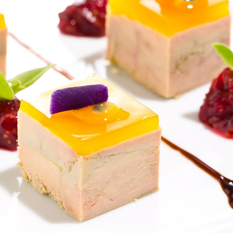 sp cialit de foie gras de canard au sel de gu rande et. Black Bedroom Furniture Sets. Home Design Ideas