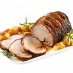 """Rôti de Porc """"Façon Enchaud"""""""