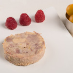 2 Marbrés de Foie et Confit de Canard Mi-Cuit
