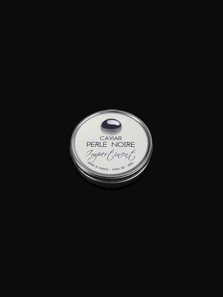 Caviar Perle Noire L'Impertinent