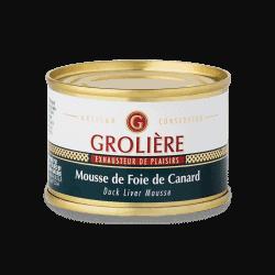 Mousse de Foie de Canard 50% Foie Gras