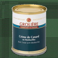 Crème de Canard au Monbazillac