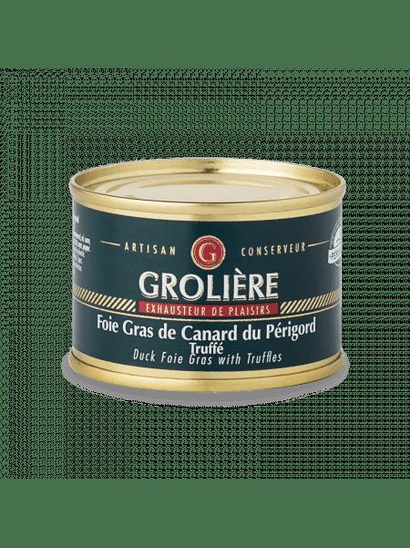 Foie Gras de Canard du Perigord Truffé