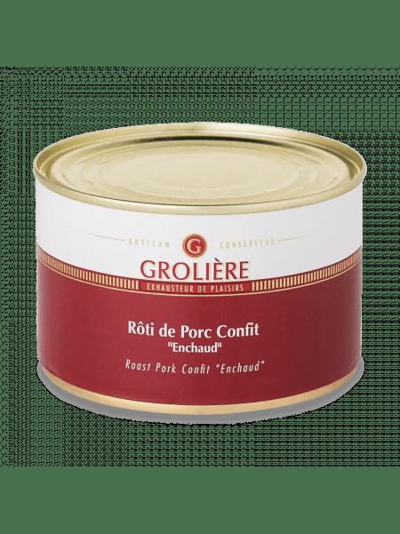 """Rôti de Porc """"Enchaud"""""""