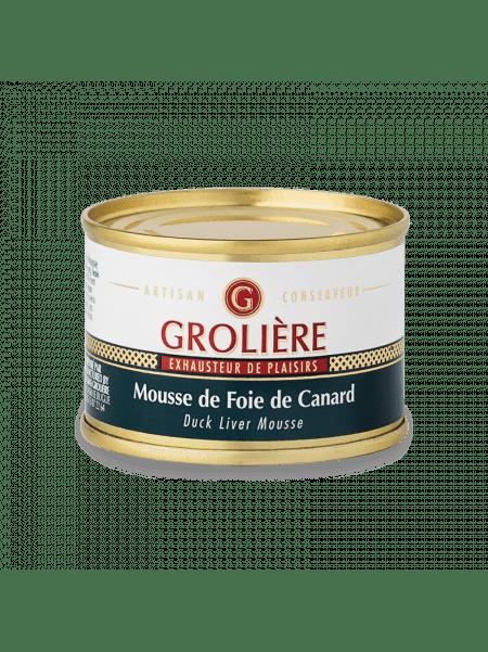 Mousse de Foie de Canard Truffé 50% Foie Gras