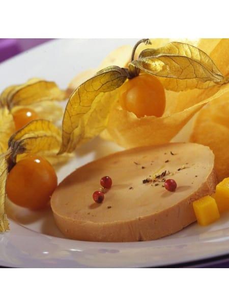 Assiette-Bloc-Foie-Gras-Oie-France-Perigord