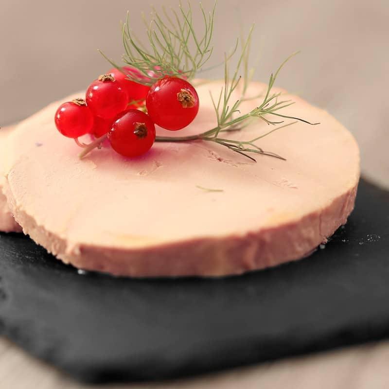6 Blocs de Foie Gras de Canard Mi-Cuit + 1 Offert