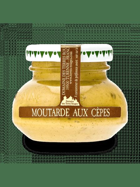 Cèpe Mushroom Mustard