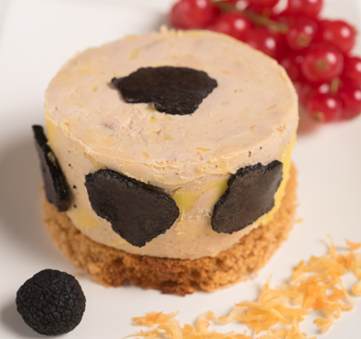 Gooze Foie Gras Natural or with Truffles