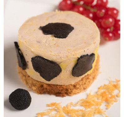 Foie Gras de Canard Entier du Périgord Truffé
